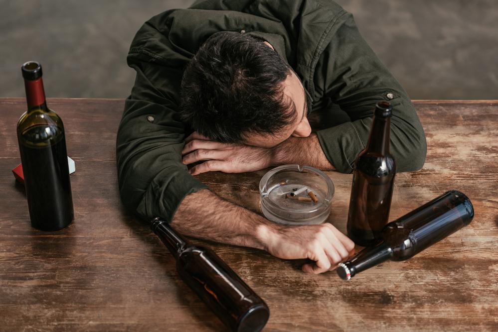 Лечение алкоголизма в клинике Намед Москва